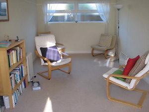 Integrative Counselling. Counselling Room